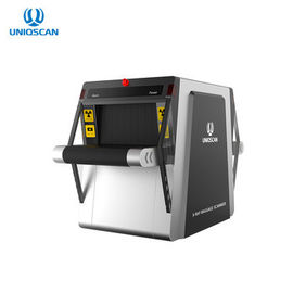 X Ray Security Baggage Scanner Dual Energy With 19 Inch LCD Color Display